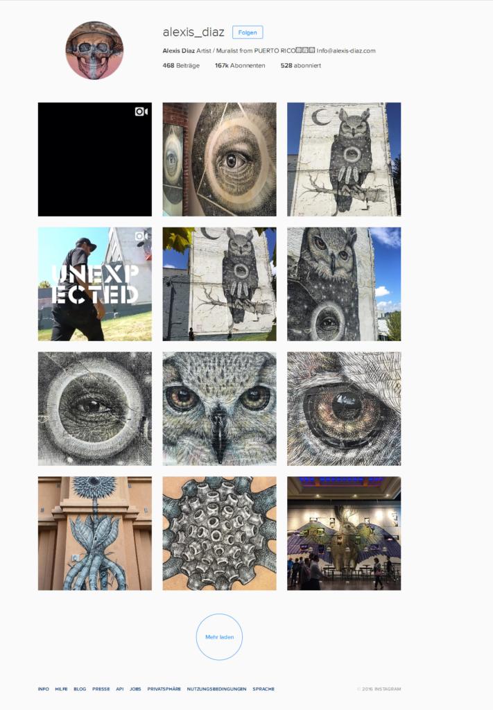 alexis diaz instagram