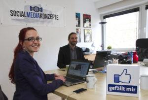 Ruhrgründer zu Gast bei Social Media Konzepte