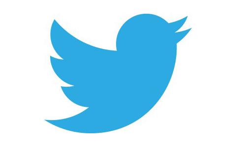 Das Twitter-Logo.