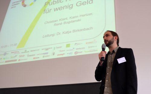 Entrepreneurship Summit 2014