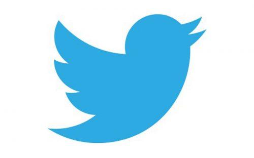 Das Twitter Logo.