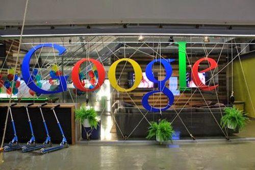 Bild aus einer Google Zentrale.