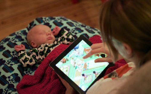 Eltern Facebook Mobile