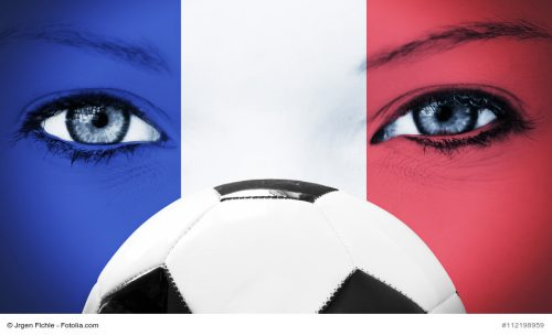 Fußball Fans Social Media