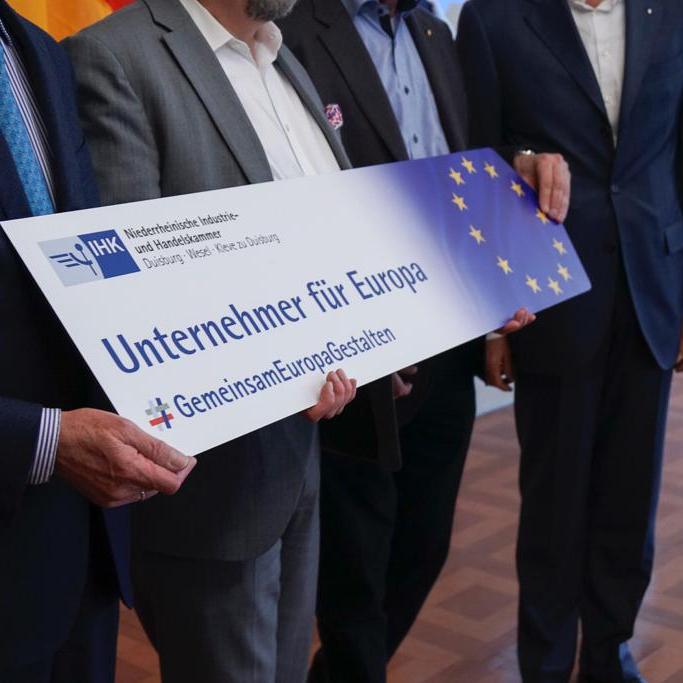 Niederrheinische IHK Live-Einsatz