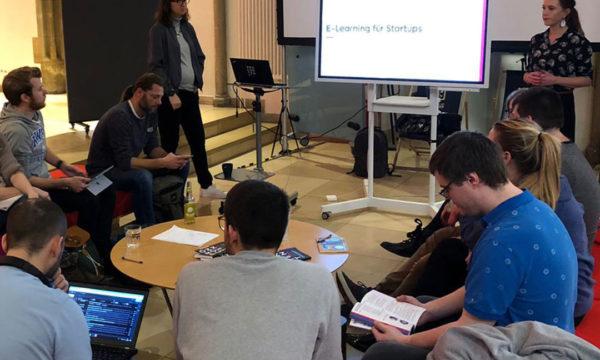SMK in Aachen für ProContent Online Marketing für StartUps