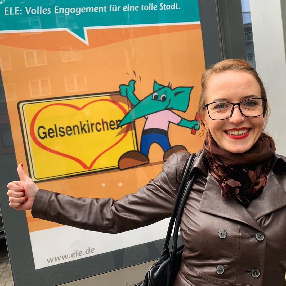 Social Media Konzepte bei der ELE Emscher Lippe Energie in Gelsenkirchen