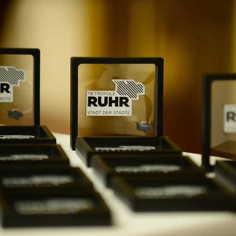 Social Media Foto Einsatz BMR Wirtschaftsförderung Ruhr
