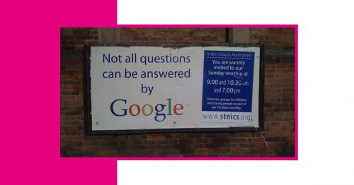 Google Suche Suchoperatoren