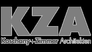 Social Media Kundenlogo KZA Koschany + Zimmer Architekten