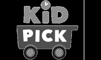 Social Media Kundenlogo Kid Pick