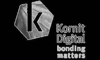 Social Media Kundenlogo Kornit Digital