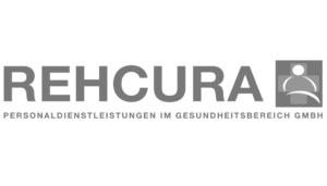 Social Media Kundenlogo Rehcura Personaldienstleistungen