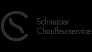 Social Media Kundenlogo Schneider Chauffeurservice