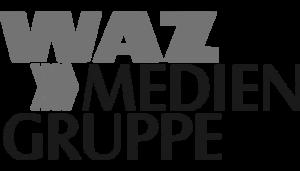 Social Media Kundenlogo WAZ Mediengruppe