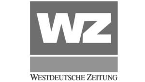 Social Media Kundenlogo WZ Westdeutsche Zeitung