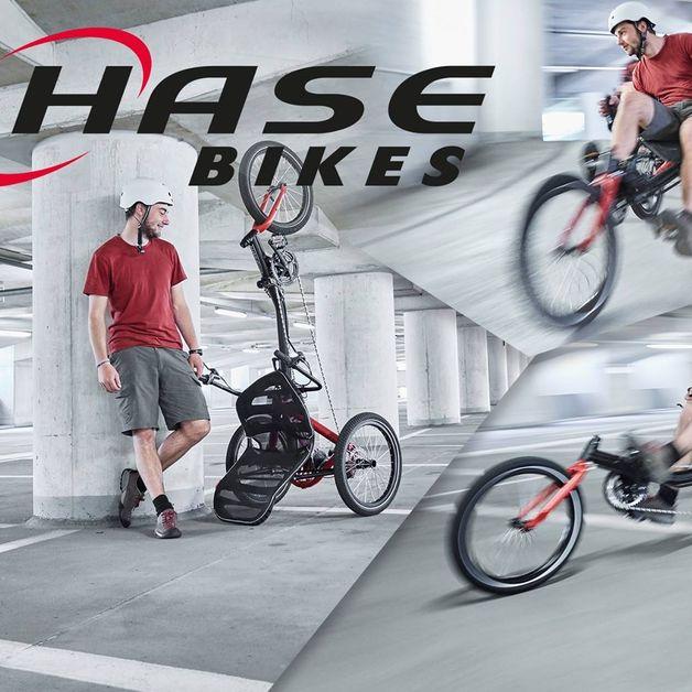 Social Media Grafiken Hase Bikes Liegeräder