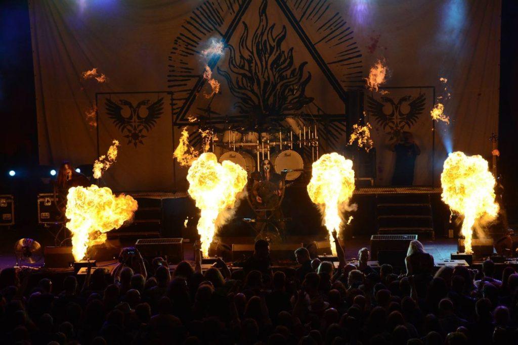 Social Media live Einsatz: Rock Hard Festival Gelsenkirchen Metal Konzert