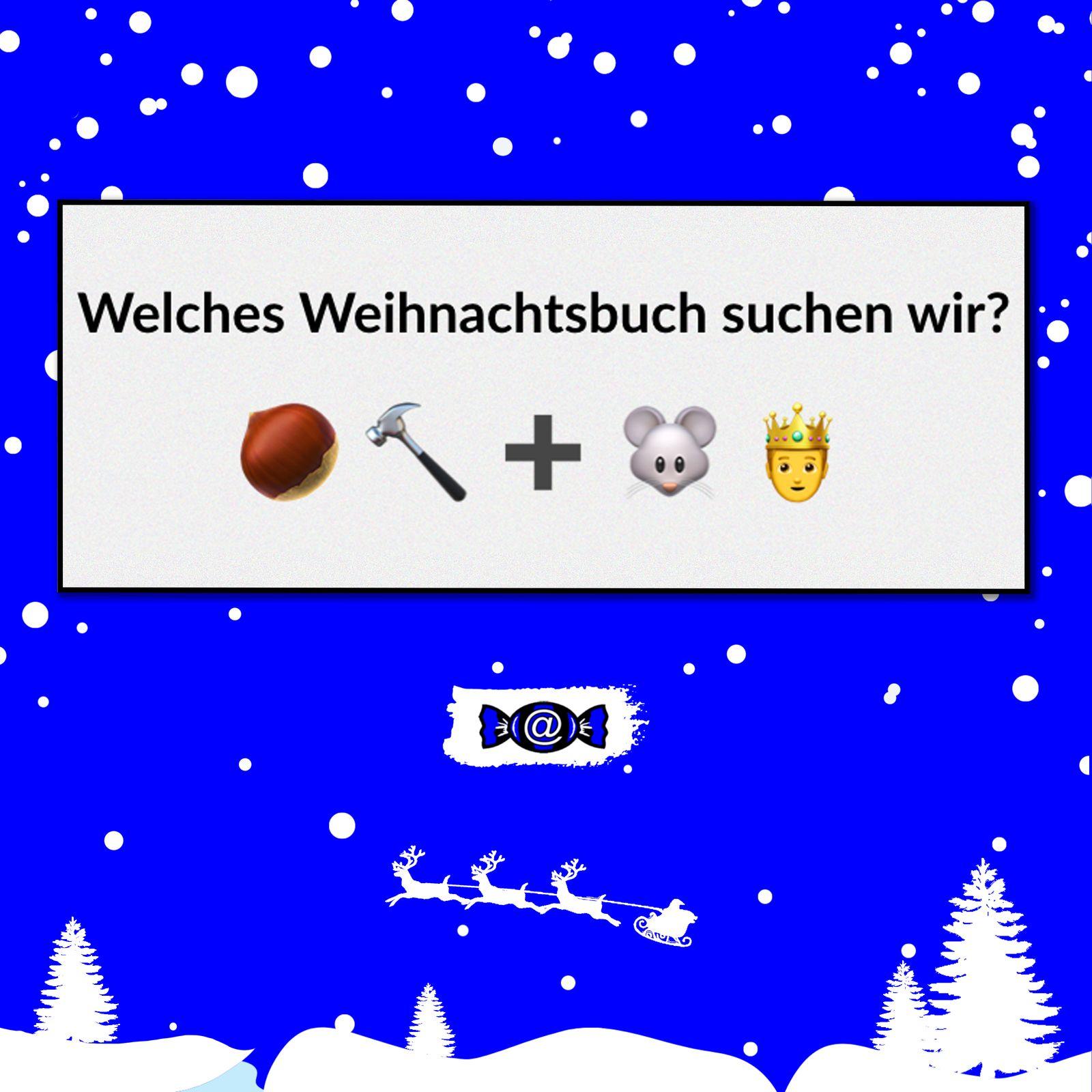Emoji Weihnachtsrätsel