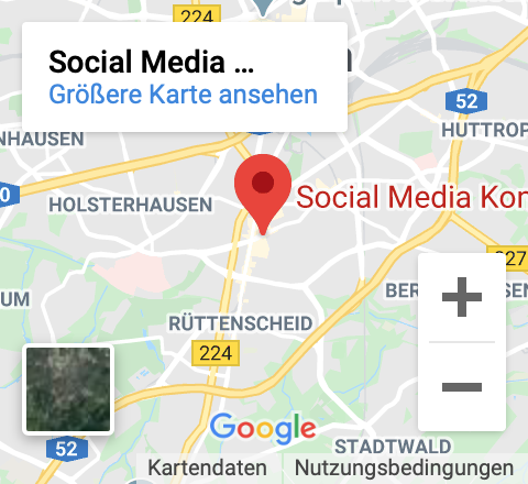 SMK auf Google Maps
