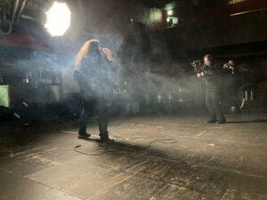 Social Media Konzepte dreht ein Video für die Band The Very End