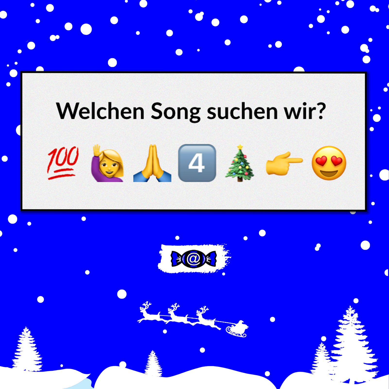 Weihnachtsrätsel-Mariah Carey