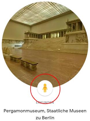 Vom Sofa In Die Welt Virtuelle Museumsbesuche Social Media Konzepte